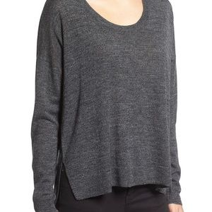 Madewell | 'Southstar' Wool Blend Pullover Sweater